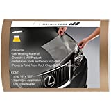 """Self Healing Universal Clear Paint Protection Bra Hood And Fender Kit (18"""" x 108"""")"""