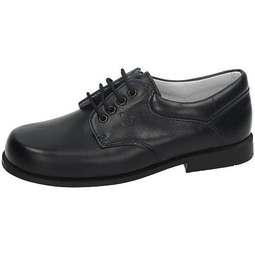 PUERTORREY 299632 Zapatos DE Comunión Niño Zapato Comunión Azul 32