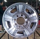5 lug chevy truck wheels - 17 INCH 2000-2013 GMC CHEVY SIERRA YUKON SUBURBAN SILVERADO 2500 3500 OEM ALLOY WHEEL RIM 5298 17X7.5 8X6.5 9595858 19152820 9595464