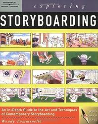 Exploring Storyboarding (Design Exploration)