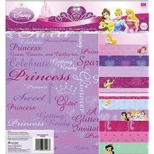 EK Success Disney Princess Decorative Paper Pad Pack