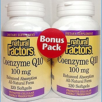 natural factors coq10 - 2