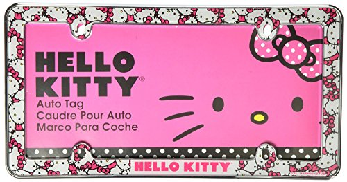 hello kitty car tag - 7