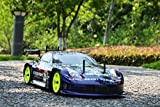 RTR Drift Flying Rc Car High Speed 4wd Nitro Gas Power 1/10 Road Touring Racing