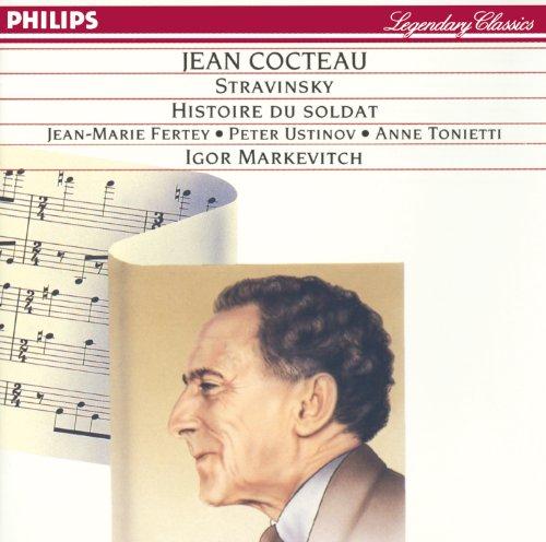 """Stravinsky: Histoire du soldat - Part 1 - 3. Musique de la 1ère scène - 4. Le diable: donnez moi votre violon"""""""