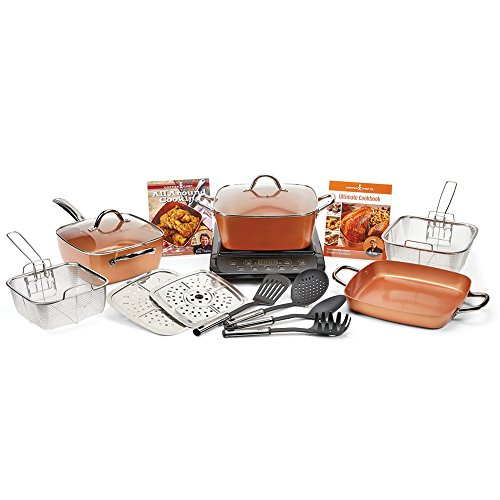 Copper Chef Casserole Induction Cooktop