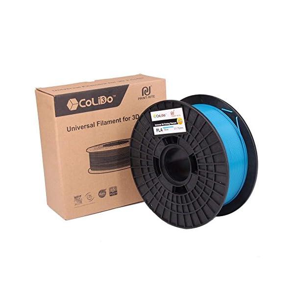 Colido NexGen 3D Printer Filament PLA (1.75 mm, Blue)