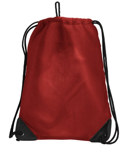 Broad Bay University of Arizona Drawstring Backpack Bag Arizona Wildcats Cinch Pack - UNIQUE MESH & MICROFIBER by Broad Bay (Image #1)