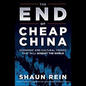 The End of Cheap China Audiobook
