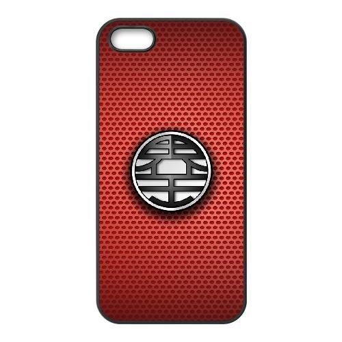 Dragon Ball Z WK88PS8 coque iPhone 5 5s cellulaire cas de téléphone coque F7QE7T0MD