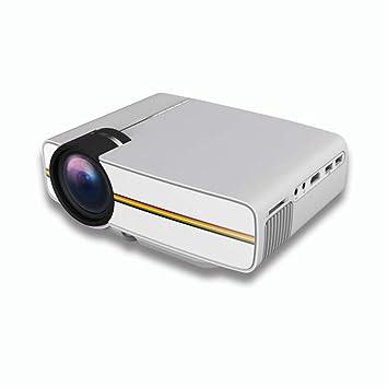Mini proyector Proyector portátil de 1000 lúmenes LED de Cine en ...