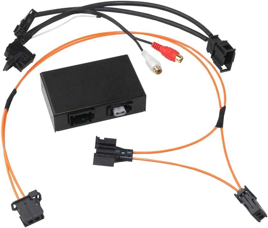 Kufatec 33945 Video In Cavo Adattatore AUDI A4 MMI2G MMI 3G A5 A6 4F A8 4E Q5 Q7