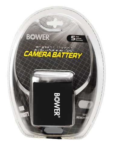 Bower Digital Camera Battery for Canon NB-10L XPDC10L