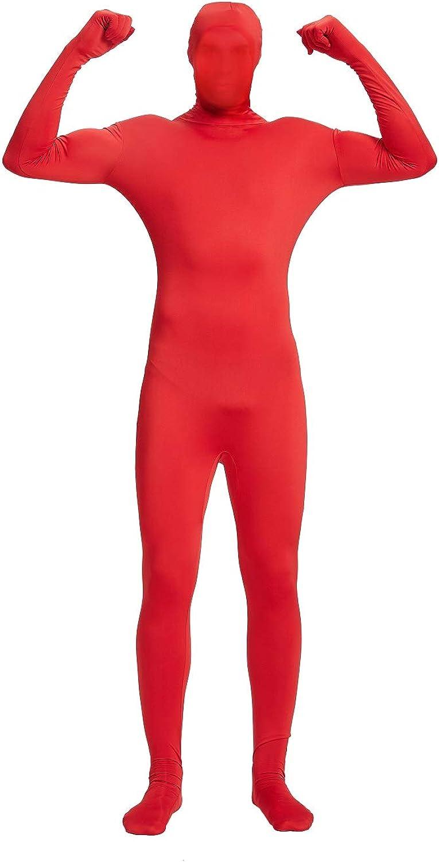 Zentai bodysuit Full Jumpsuit Cosplay Costume Elastic Spandex Lycra Mens Womens Unisex Masquerade Carnival Halloween