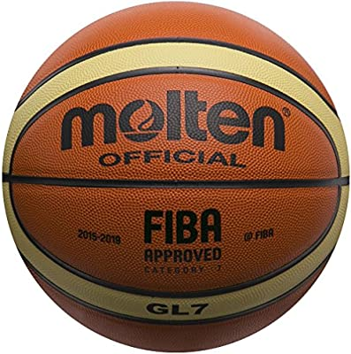 Molten - Pelota para entrenamiento de baloncesto, Color Naranja ...