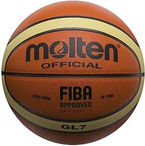 Molten BGL7 Leather Basketball e3fe398e0839f