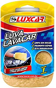 Luva Para Lavar Automóveis Luxcar 15 Cm X 19.5 Cm
