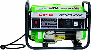 ETQ PG30P11, 3000 Running Watts/3500 Starting Watts, Propane Powered Portable Generator (Discontinued by Manufacturer)