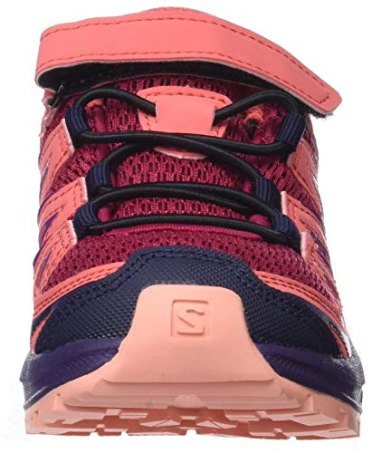 cerise Amber Salomon De peach dubarry Trail Calzado Para Rojo 3d Xa K Running Pro Niños qA4rqP6g