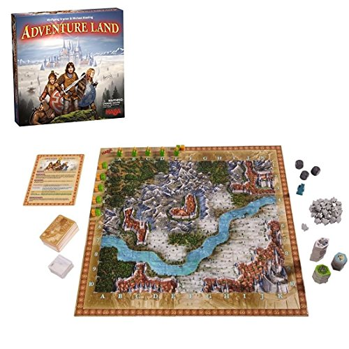 HABA Adventure Land Exciting Strategy