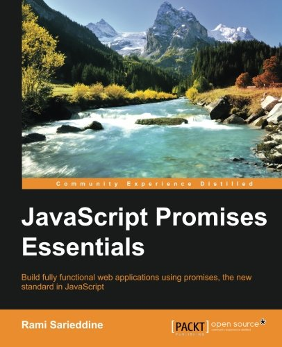 JavaScript Promises Essentials by Packt Publishing - ebooks Account