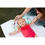 Original-Baby-Elephant-Ears-Boys-Girls-Baby-Blanket-Soft-Minky-For-Newborn-Infants-Toddlers-Plush-Blanket-Grass-Menagerie-Large-27-x-29