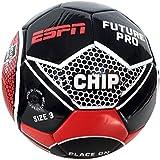 ESPN Future Pro Soccer Ball, Black