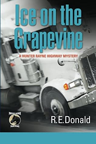 book cover of Ice On the Grapevine