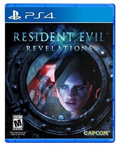 Resident Evil Revelations   Playstation 4 Standard Edition