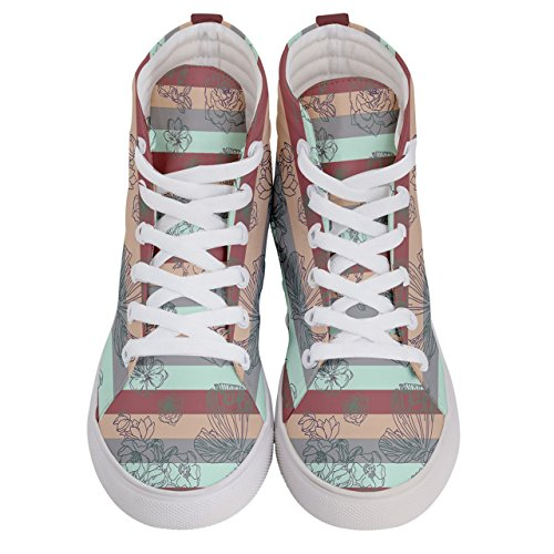 Donna Indian Red Purple Cowcow amp; Sneaker Pink P5xwn4fqgU