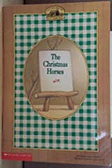 The Christmas Horses and Mr. Edwards Meets Santa Claus Paperback