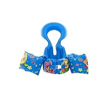 Amazon.com: HomDSim - Chaleco hinchable para natación ...