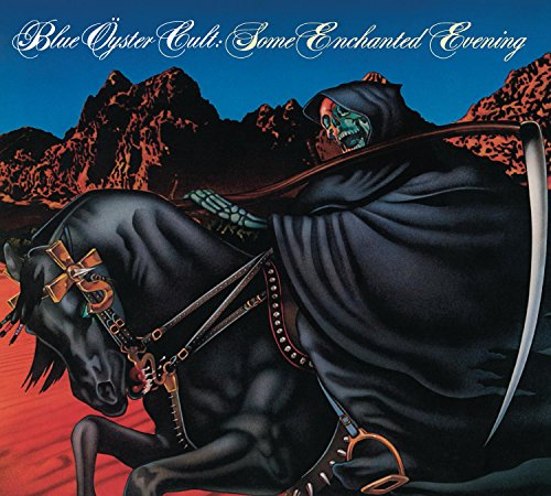 「BLUE OYSTER CULT  SOME ENCHANTED EVENING」の画像検索結果