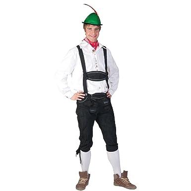 Amazon.com: Disfraz de Tirolés, Camisa, L, Blanco: Clothing