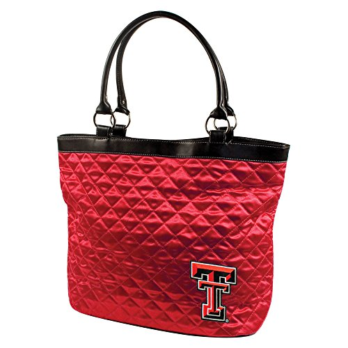 (NCAA Texas Tech Red Raiders Quilted Tote)