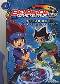 Beyblade, tome 1 (roman) par Dragon d'or