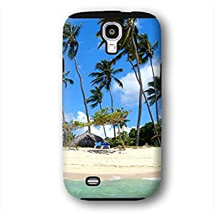 Dominican Republic Caribbean Tropical Paradise Beach Chairs Samsung Galaxy S4 Armor Phone Case wangjiang maoyi