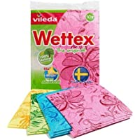 The Original 10-Pack Wettex Swedish Superabsorbent Dishcloth