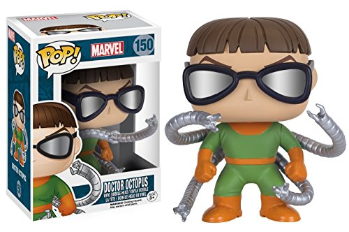 Funko Pop! Marvel Doctor Octopus Vinyl Figure Bundled with Free Pop BOX PROTECTOR CASE