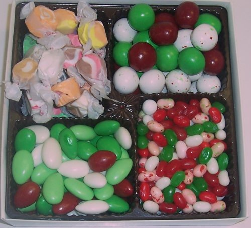 Scott's Cakes Large 4-Pack Christmas Mix Jelly Beans, Christ
