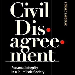 Civil Disagreement Audiobook