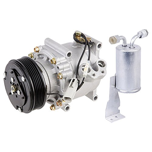 Drier For Chrysler Cirrus Sebring & Plymouth Breeze - BuyAutoParts 60-86165R2 New ()