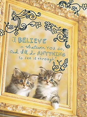 Amazon greeting cards friendship taylor swift 32 i believe in greeting cards friendship taylor swift 32 quoti believe in whatever you do m4hsunfo