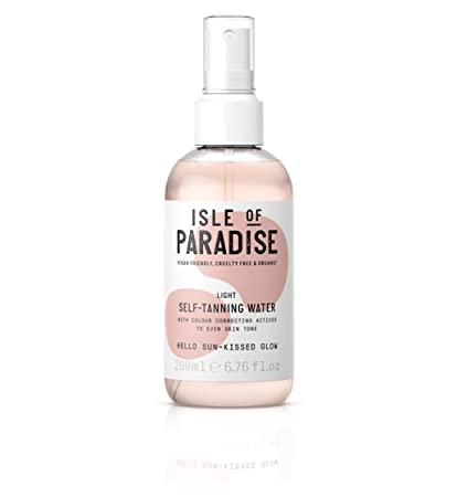 Isle of Paradise - Luz de agua (200 ml): Amazon.es: Belleza