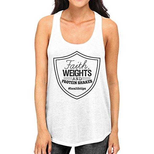 Femme sans Printing Shirt 365 Blanc Manche fEW4TIWq