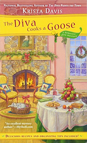 The Diva Cooks a Goose (A Domestic Diva Mystery) - Canada Goose Women Used
