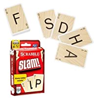Hasbro Gaming Scrabble Slam Tarjetas