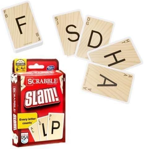 Scrabble Slam Cards: Amazon.es: Electrónica