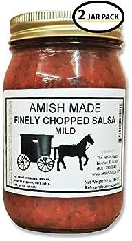Amish Salsa Mild Tomato Juice