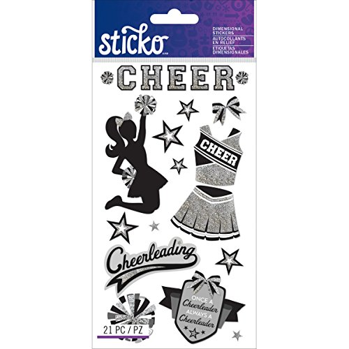 Sticko Cheerleading Plus ()